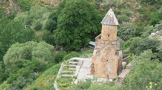 Spitakavor Monastery>