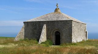 St. Aldhelm's Chapel, St. Aldhelm's Head>