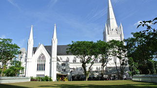 St Andrew's Cathedral, Singapore>