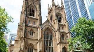 St. Andrew's Cathedral, Sydney>