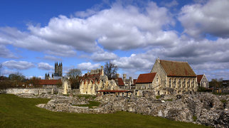 St Augustine's Abbey>