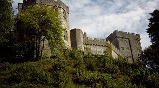 St Donat's Castle>