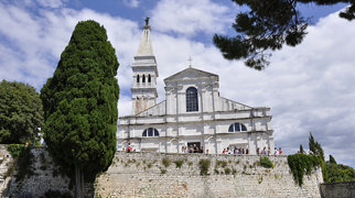 St. Euphemia's Basilica>
