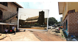 St. George's Cathedral, Freetown>