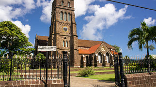 St. George's Anglican Church (Basseterre)>