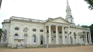 St. George's Cathedral, Chennai>