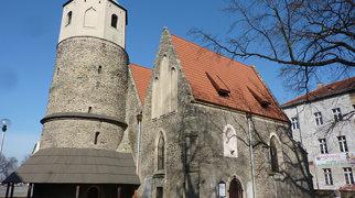St. Godehard's Rotunda, Strzelin>