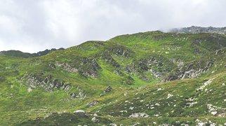 St. Gotthard Pass>