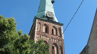 St. James's Cathedral, Riga>