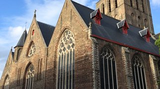 St. James's Church, Bruges>