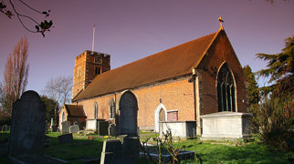 St Lawrence Church, Morden>