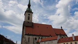 Katedra św. Marcina w Bratysławie>