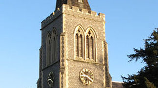St Mary's Church, Wimbledon>