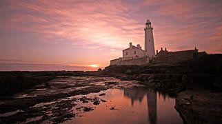 St. Mary's Lighthouse>