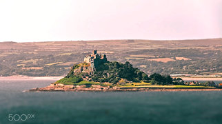 St Michael's Mount>