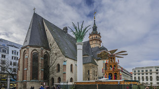 St. Nicholas Church, Leipzig>