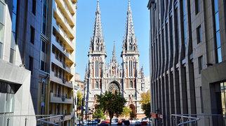 St. Nicholas Roman Catholic Cathedral, Kiev>