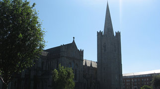 St Patrick's Cathedral, Dublin>