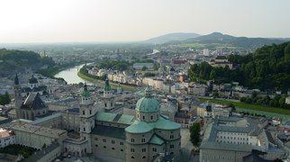 St Peter's Archabbey, Salzburg>