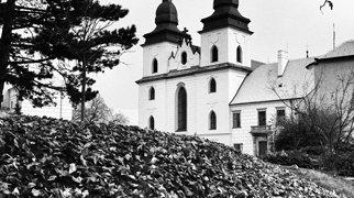 St. Procopius Basilica in Třebíč>