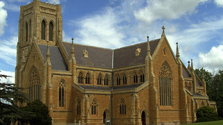 St. Saviour's Cathedral, Goulbourn>