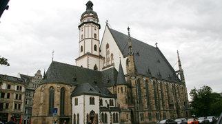 St. Thomas Church, Leipzig>
