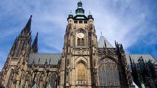 St. Vitus Cathedral>