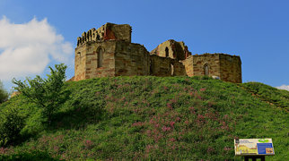 Stafford Castle>