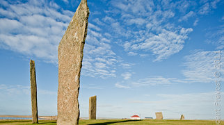 Standing Stones of Stenness>