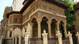 Stavropoleos Monastery>