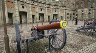 Palacio Real de Estocolmo>