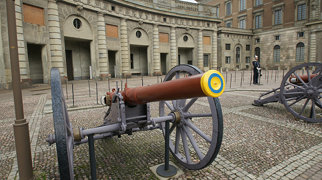 Stockholm Palace>