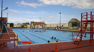 Stonehaven Open Air Pool>