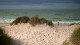 Strand De Haan>