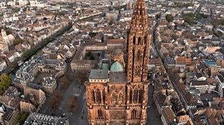 Strasbourg Cathedral>