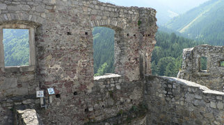 Strečno Castle>