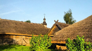 Strochitsy museum of Folk Architecture>