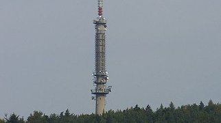 Sucha Gora TV Tower>