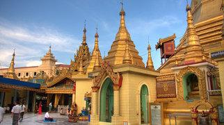 Sule Pagoda>
