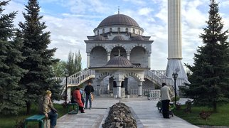 Sultan Suleiman Mosque>