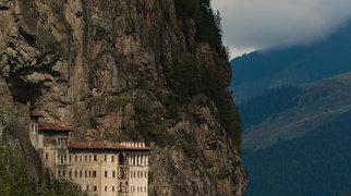 Sümela Monastery>