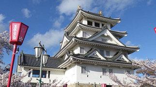 Sunomata Castle>
