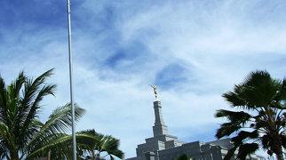 Suva Fiji Temple>