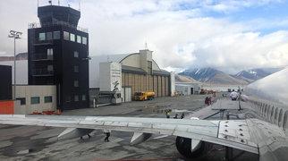 Svalbard Airport, Longyear>