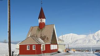 Svalbard Church>
