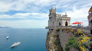 Swallow's Nest (Crimea)>