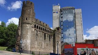 Swansea Castle>