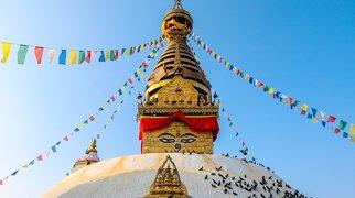 Swayambhunath>