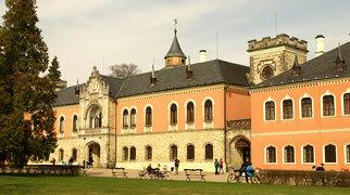Sychrov Castle>