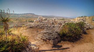 Ta' Ħaġrat Temples>